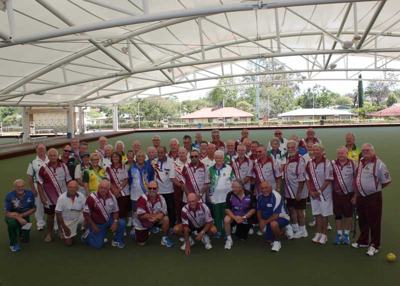 bowling arm course at Pine Rivers Bowls Club