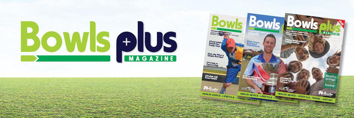 bowls plus magazine banner